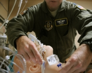 Critical Care In The Air-CCATT Trains To Save Lives